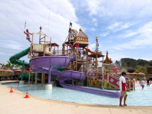 Аквапарк Рамаяна - Ramayana waterpark aquaplay