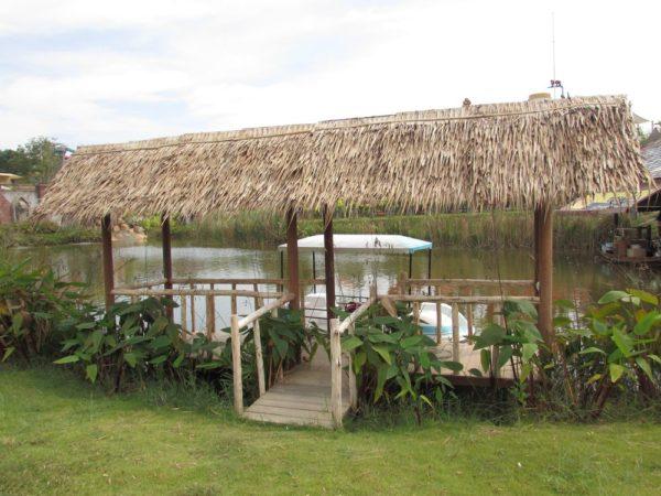 Аквапарк Рамаяна - Ramayana waterpark ктамаран