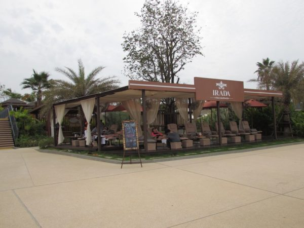 Аквапарк Рамаяна - Ramayana waterpark массаж