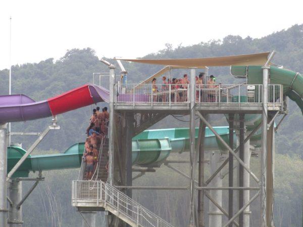 Аквапарк Рамаяна - Ramayana waterpark очередь