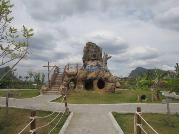 Аквапарк Рамаяна - Ramayana waterpark остров
