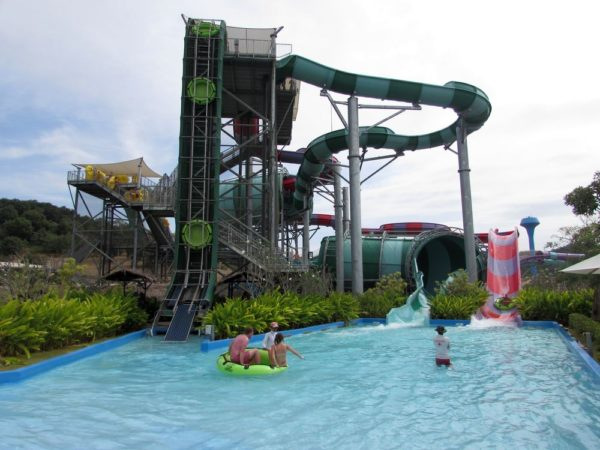 Аквапарк Рамаяна - Ramayana waterpark aquaconda piton
