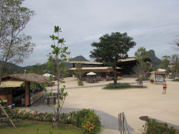 Аквапарк Рамаяна - Ramayana waterpark ресторан