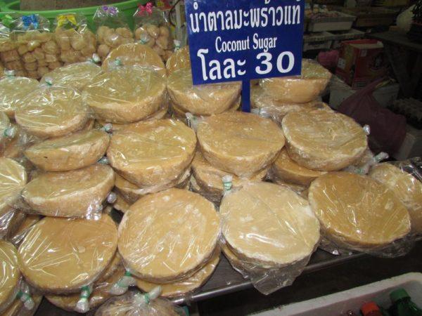 кокосовый сахар таиланд