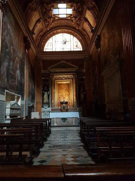 Базилика Санта-Мария-сопра-Минерва