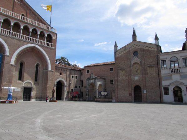 Базилика Святого Антония Падуанского Часовня Сан Джорджо
