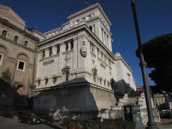 Алтарь Отечества - монумент Виктор Эммануил II
