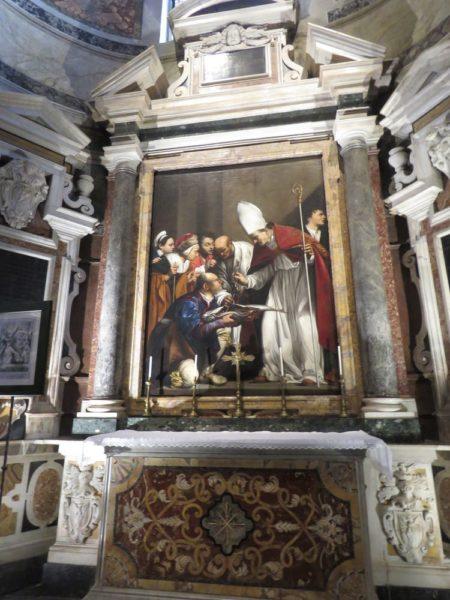Церковь Санта Мария дель Анима