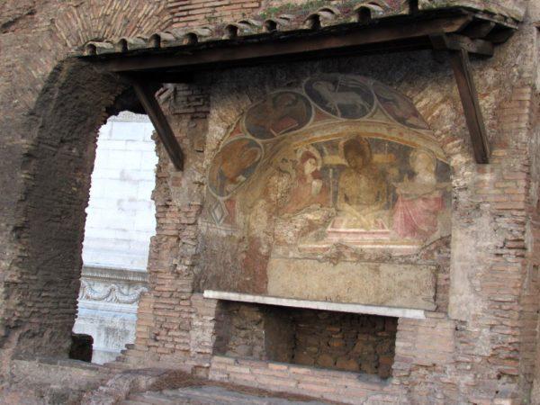 Инсула Арачели (Insula dell'Ara Coeli) капитолий