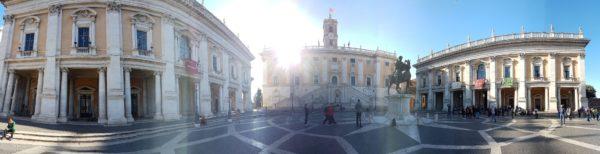 капитолийская площадь капитолий Piazza del Campidoglio