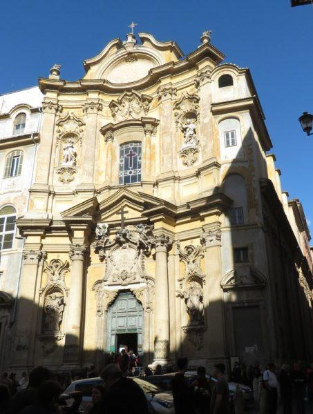 Церковь Санта Мария Маддалена