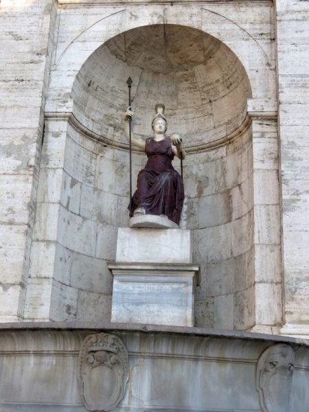 капитолий фонтан