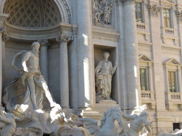 Фонтан Треви (Fontana di Trevi)
