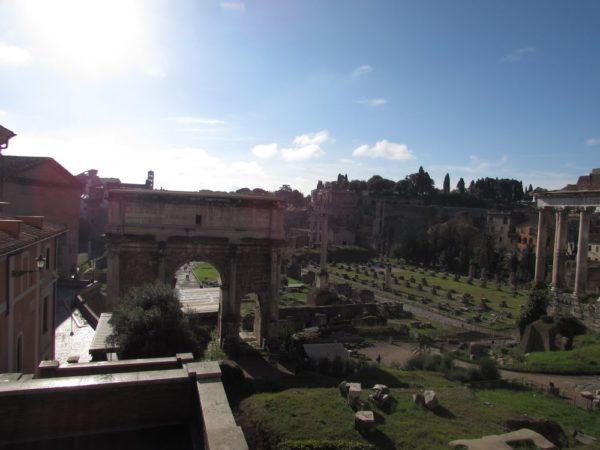 римское романские форумы капитолий