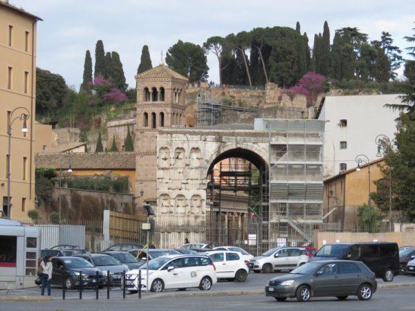 Бычий форум в Риме