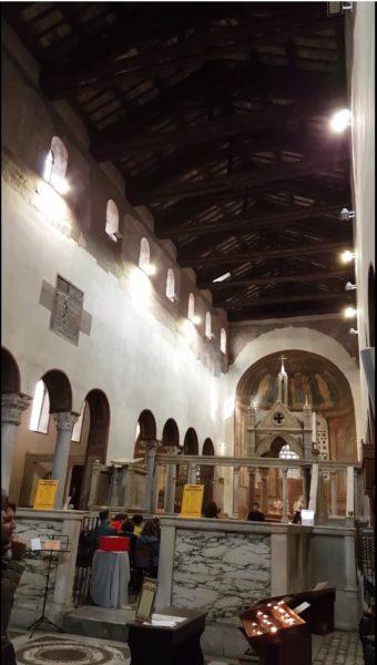 церковь Санта Мария ин Космедин