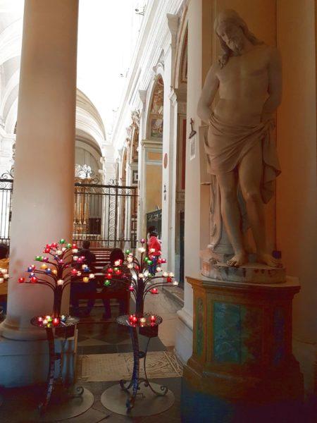 Церковь Тринита-деи-Монти