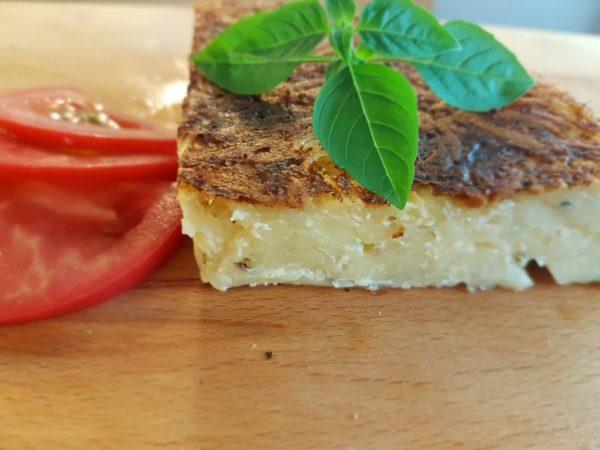 Запеканка из макарон с сыром в скороварке Sinbo 5033