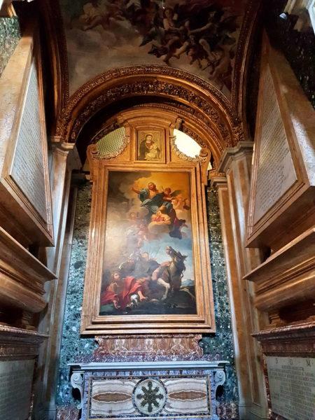 Церковь Санта Мария ин Кампителли