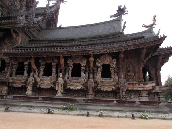 храм Истины в Паттайе (Sanctuary of Truth)