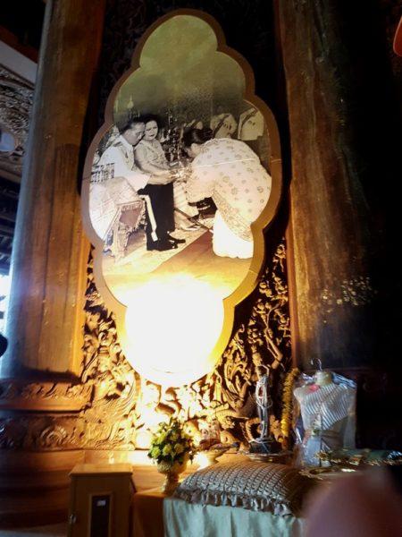 храм Истины в Паттайе (Sanctuary of Truth) центральный зал