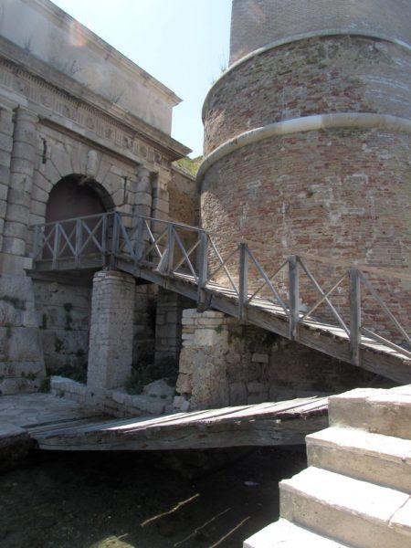 Крепость святого Николая около Шибеника