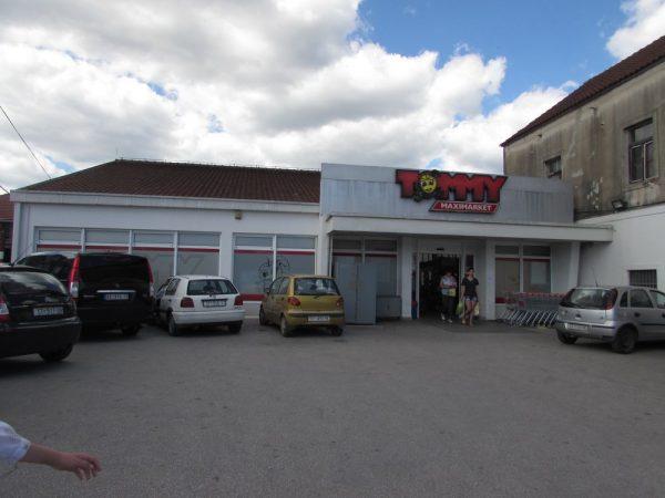 супермаркет Tommy Trogir