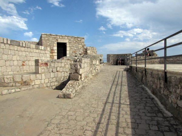 Испанская крепость в Хваре