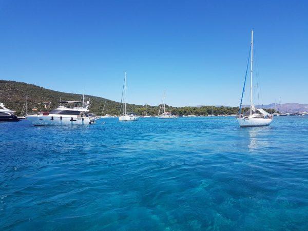 Экскурсия Голубая лагуна Трогир