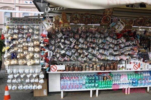 карловарские сувениры