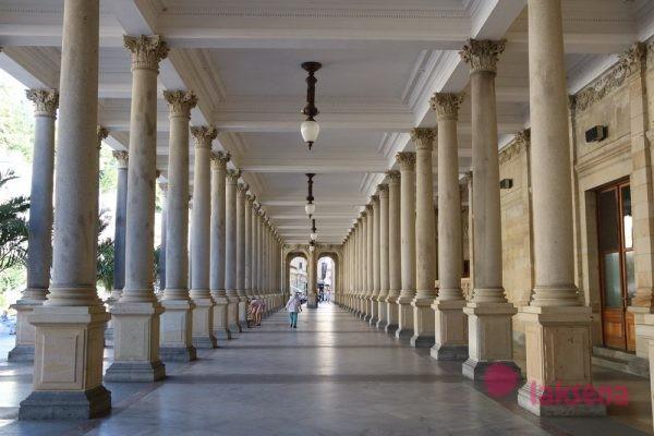Колоннады Карловы Вары