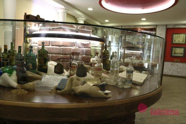 Экскурсия в музей бехеровки