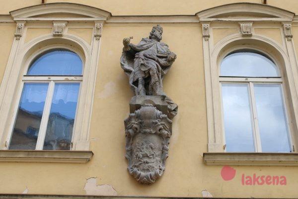 Скульптура Карла IV