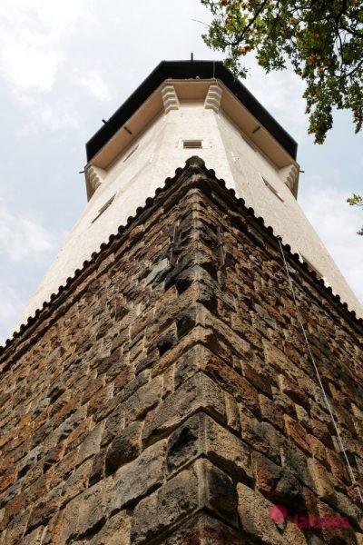 Смотровая башня Диана Карловы Вары