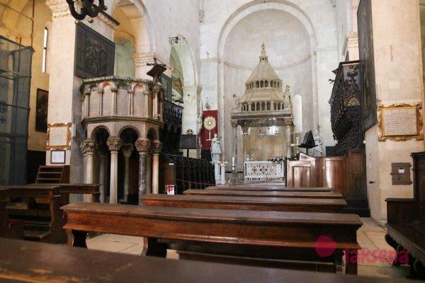 Кафедральный собор святого Лаврентия, Трогир