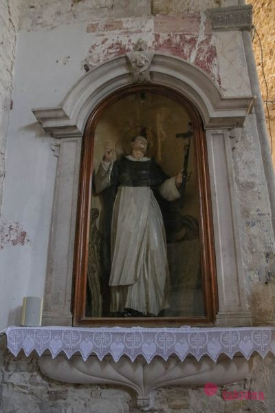 Монастырь и церковь доминиканцев в Трогире