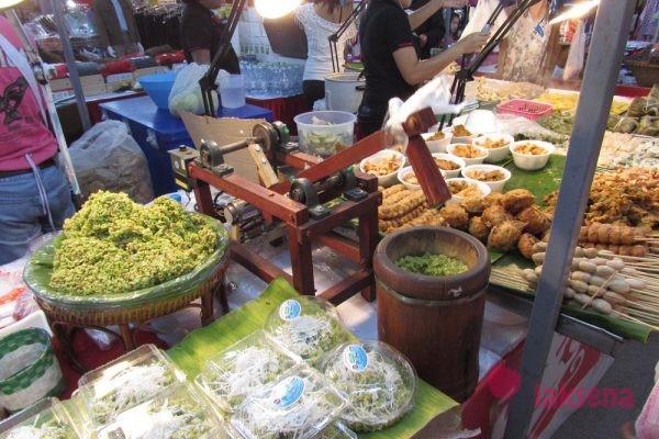 Ступка в тайской кухне