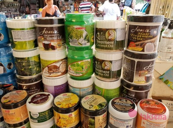 Кокосовое масло из Таиланда