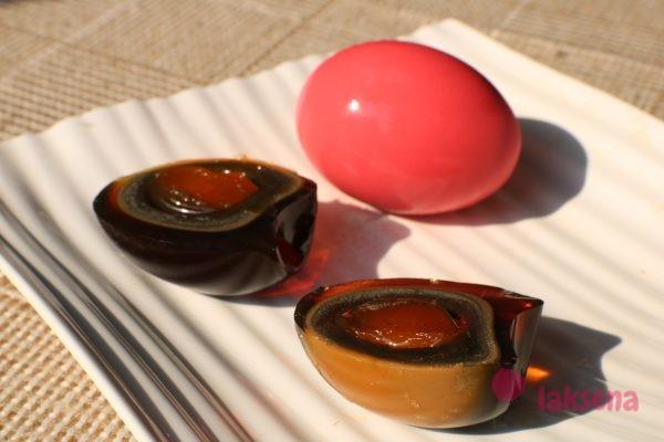 Яйца в таиланде