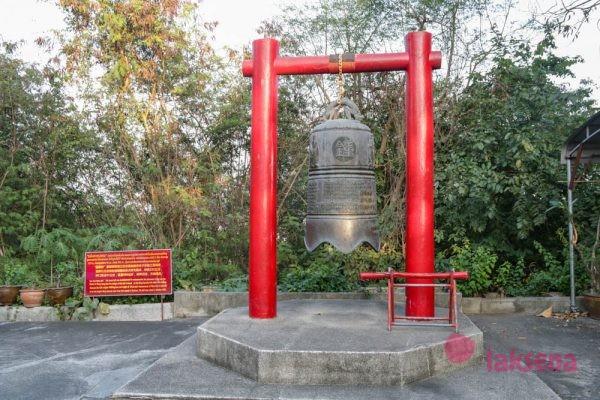 Большой Будда Паттайя - золотая статуя на Будда хилл