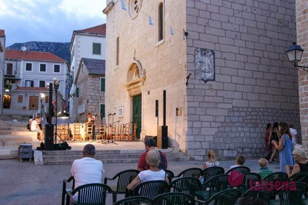 Город Бол остров Брач Хорватия