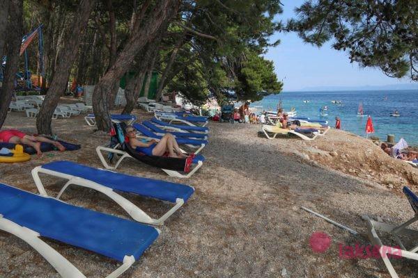 Пляж Золотой рог - Zlatni Rat и другие пляжи Бола