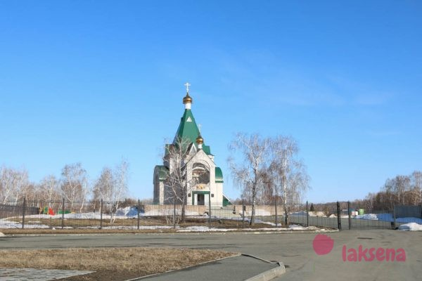 Южноуральск Храм в честь адмирала Ушакова