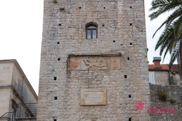Корчула Хорватия
