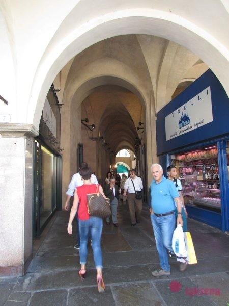 Volto della Corda падуя город в италии