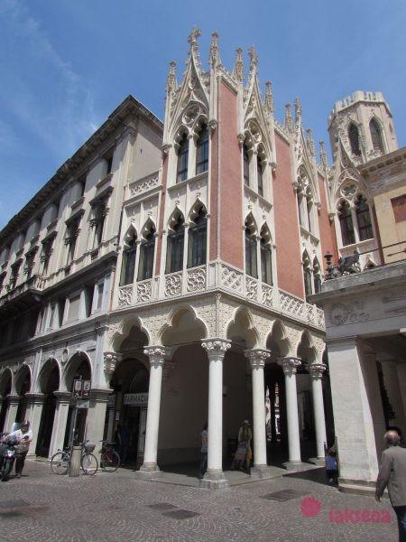 Кафе Педрокки падуя город в италии