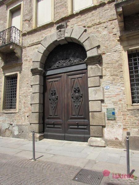 Палаццо Забарелла (Palazzo Zabarella) падуя