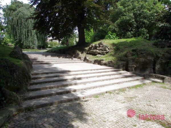 Отшельничьи сады (Eremitani Giardini dell'Arena)
