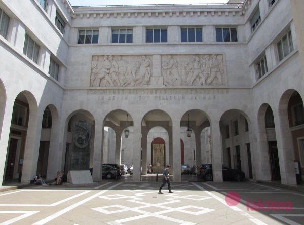 палаццо дель бо университет падуи