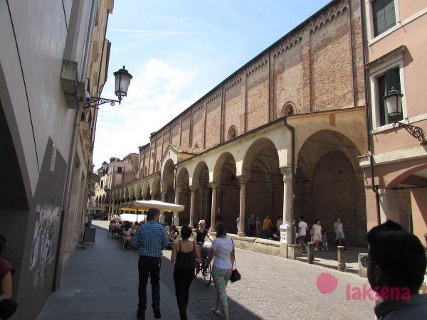 Церковь Санта Мария деи Серви падуя